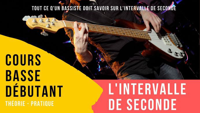 cours basse intervalle seconde