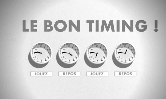 bon timing