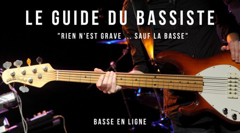GUIDE DU BASSISTE