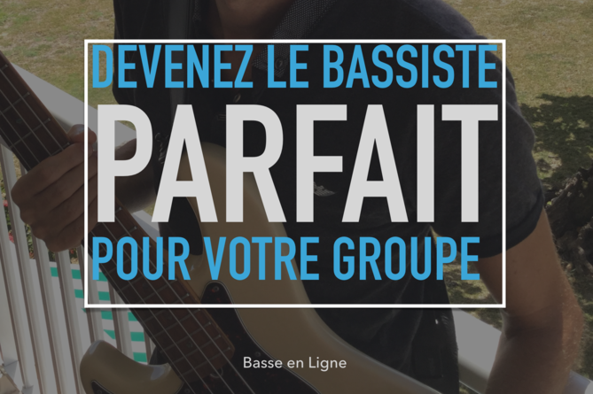 bassiste cours