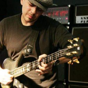Stuart Zender bass