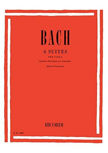 Bach suites violoncelle