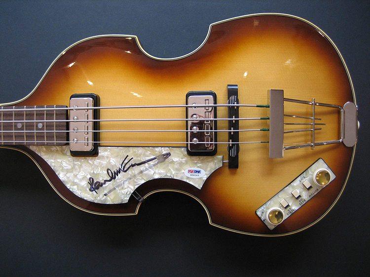 Bass Paul Mc Cartney