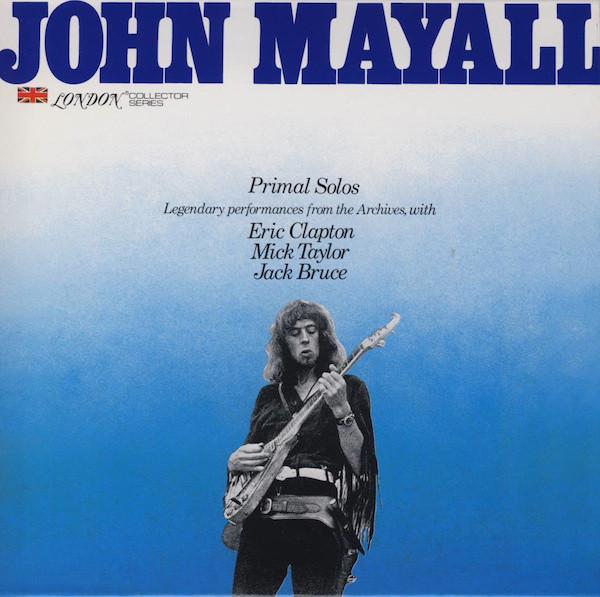 Album Mayall Jack Bruce