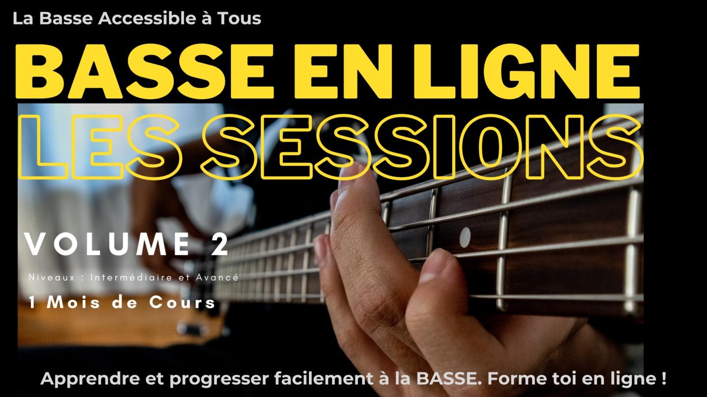 Session Basse Vol 2