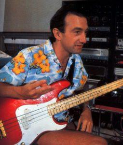 John Deacon Bassiste